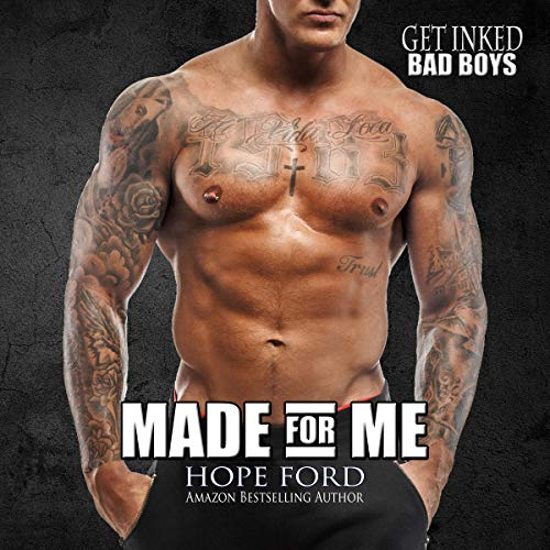 Made for Me Audiobook By Hope Ford cover art
