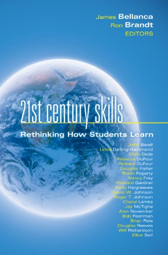 21st Century Skills: Rethinking How Students Learn (Leading Edge Book 5) (English Edition)
