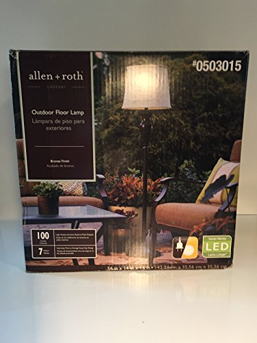 Allen and Roth Lighting: allen roth solar lights cadenby