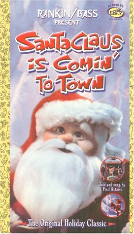 Santa Claus is Comin' to Town [VHS]