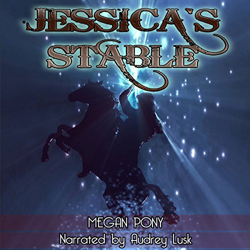 Jessica's Stable audiobook cover art