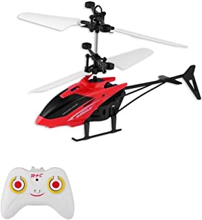 Control helicopter and infrared sensor with remote control