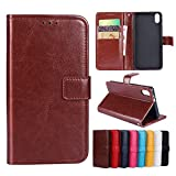 Custodia® Flip Wallet Case with Stand Function for Leagoo