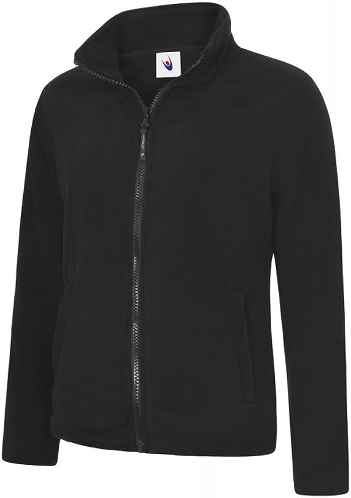 Uneek UC608 Polyester Womens Classic Full Zip Fleece Jacket