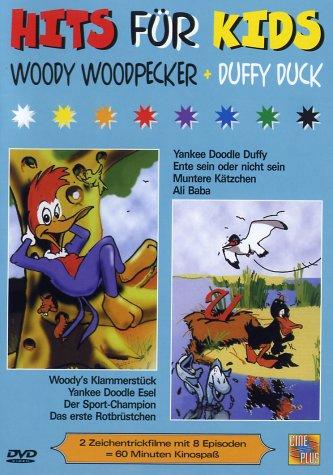Duffy Duck (inkl. 1 Woody-Woodpecker-Cartoon)