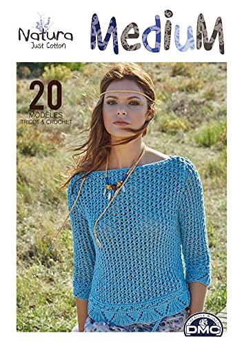 DMC - Catalogue natura medium fil coton 15391