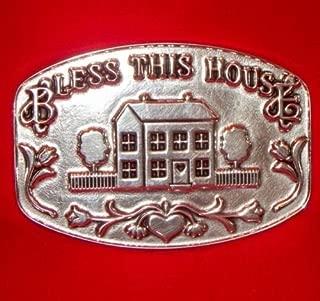 bless this house trivet