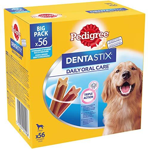 Friandises pour chien Pedigree Dentastix, pour l'hygiène bucco-dentaire