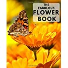 The Fabulous Flower Book: A colorful book for seniors with alzheimers or dementia. With many different types of flower in a big, large print for elderly people or patients to help them feel calm