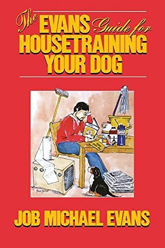 The Evans Guide for Housetraining Your Dog product image