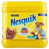 Nesquik Opti-Start Cacao Solubile per Latte Barattolo, 600 g