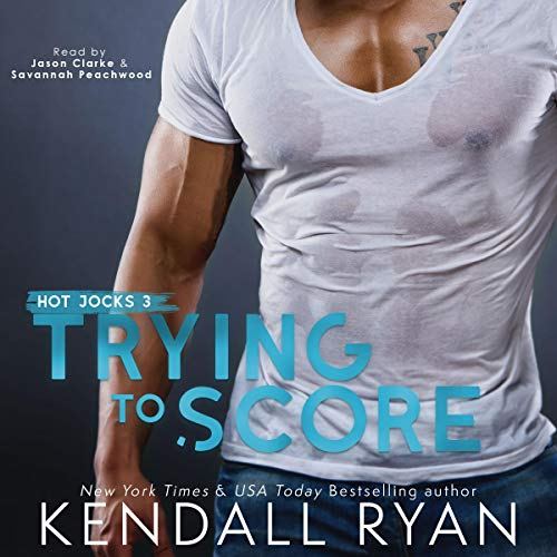 Page de couverture de Trying to Score