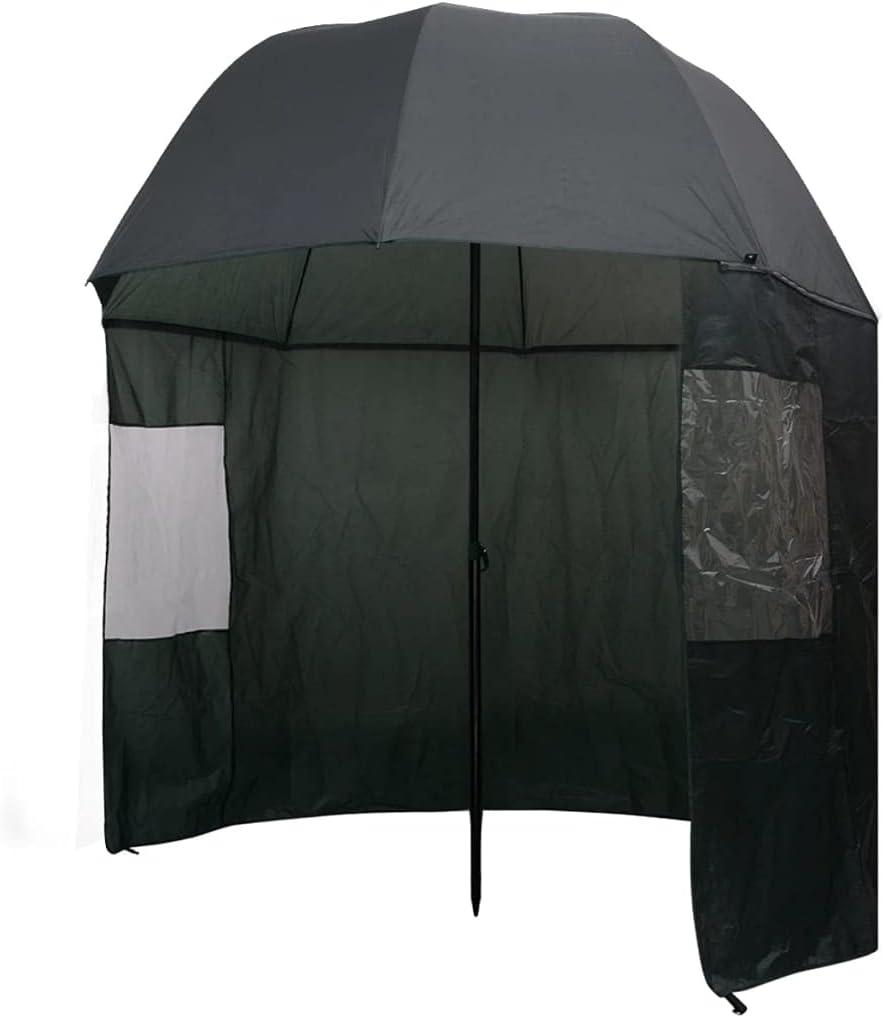 Discount mail order WELLIKEA Fishing Umbrella Oklahoma City Mall Green 118