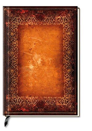 Notizbuch - liniert - Antique Book XL A4