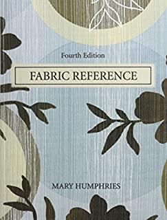 Fabric Glossary with Fabric Reference (4th Edition) by Humphries Mary (2008-02-21) Paperback