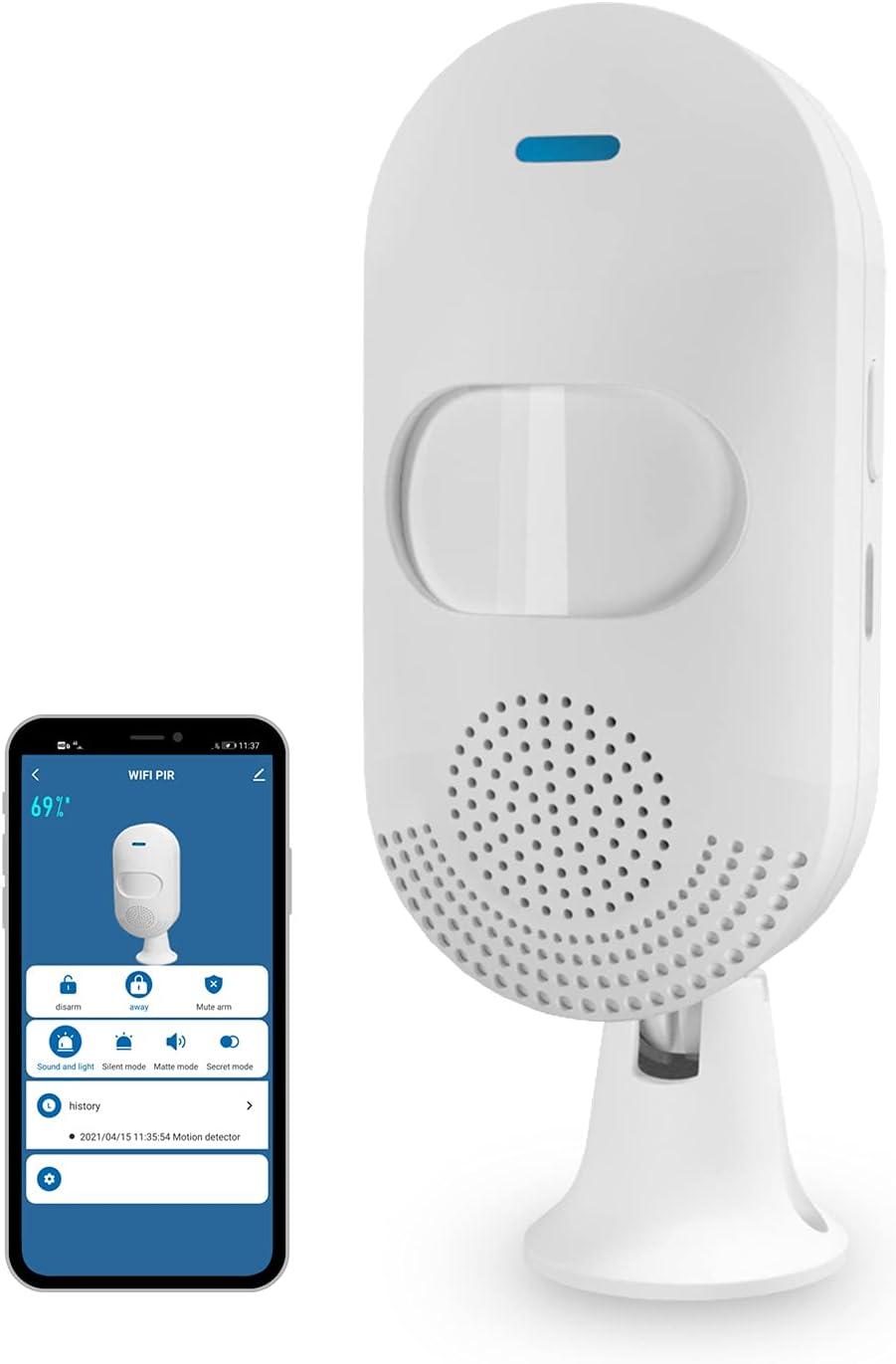 WiFi Super beauty product Lowest price challenge restock quality top Smart Motion Sensor Alarm Indoor PIR Feelink Infrared Detec