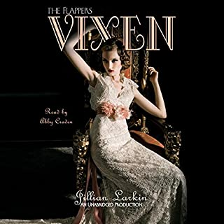 Vixen audiobook cover art