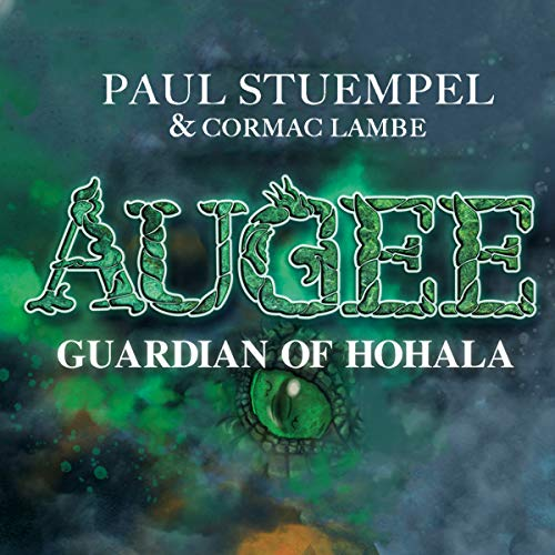 Augee audiobook cover art