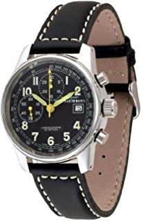 Zeno - Watch Reloj Mujer - Classic Cronógrafo Bicompax Winder - Limited Edition - 6557BD-a1