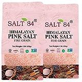 WBM Himalayan Pink Salt- Fine- 2 LBS, Each 1 Lbs | Pack of 2