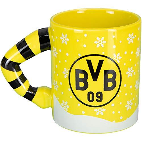 Borussia Dortmund Weihnachtstasse X-Mas Sweater Tasse (one Size, Multi)