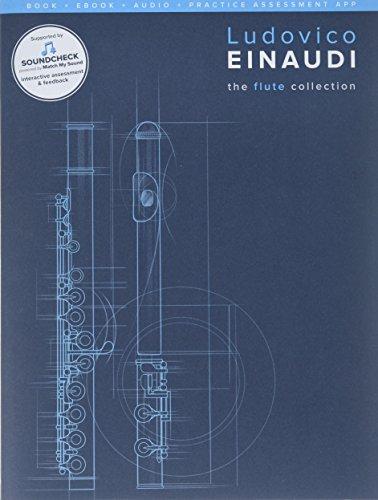 Ludovico Einaudi: The Flute Collection (Book & Online Media): Partitur, Stimme(n), E-Bundle, Download für Flöte, Klavier