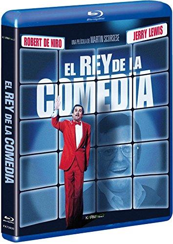El rey de la comedia [Blu-ray]...