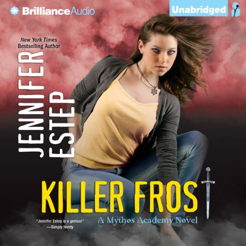 Killer Frost cover art