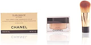 CHANEL Sublimage Le Teint Ultimate Radiance Generating Cream Foundation, 32 Rose Beige
