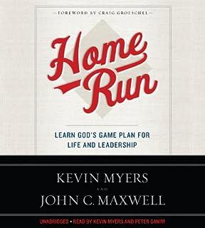 Home Run audiobook cover art