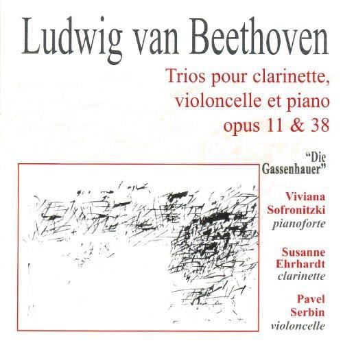 Viviana Sofronitzki, Susanne Ehrhardt, Pavel Serbin