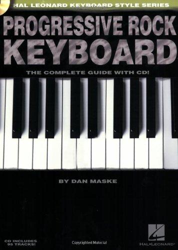 Progressive Rock Keyboard: Hal Leonard Keyboard Style Series