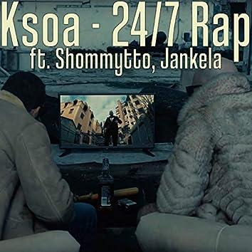 24/7 Rap