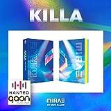 MIRAE(未来少年) - KIilla [Mirae + Boys Full Set ver.] (1st Mini Album) [予約限定特典提供] 2CD+2フォトブック+2折りたたみポスター+Others with Tracking+追加 フォトカード, ステッカー