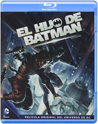 Amazon.com: DCU: Son of Batman (Blu-ray): Various: Movies & TV