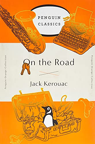 Compare Textbook Prices for On the Road: Penguin Orange Collection Illustrated Edition ISBN 9780143129509 by Kerouac, Jack