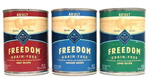 Blue Buffalo Freedom Grain Free Wet Adult Dog Food