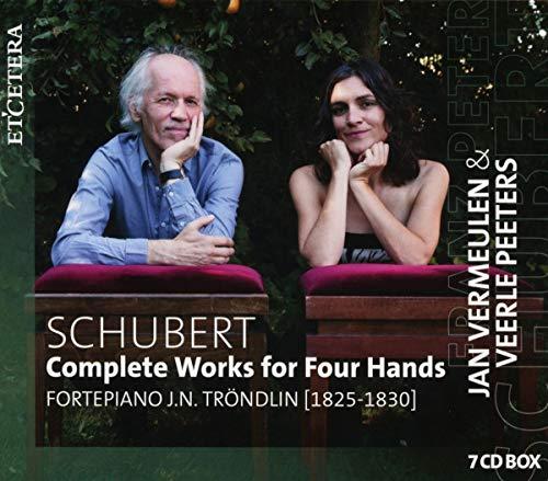 Werke Für Klavier zu Vier Händen (Ga)