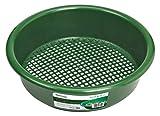 Stewart 2166004 Garden Sieve, 36 cm-Dark Green, 36x10x1.8 cm