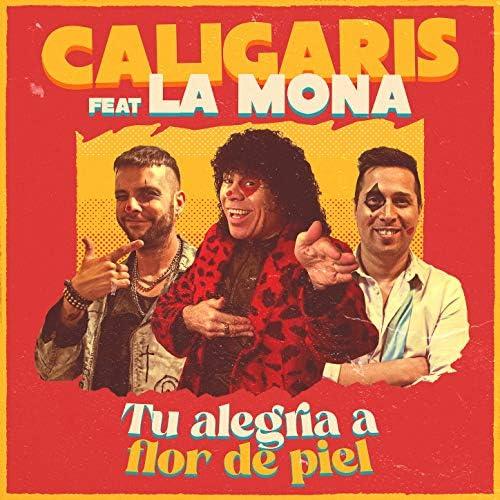 Los Caligaris feat. La Mona Jimenez