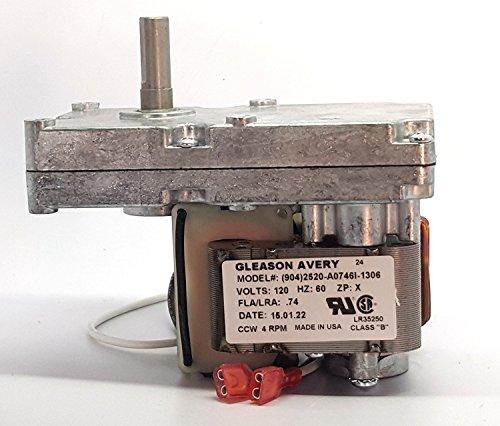 Harman pellet stove auger motor for -Advance-Accentra-XXV-3-20-08752