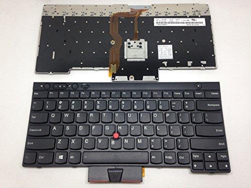 US-Layout Ersatztastatur für Thinkpad X230 X230I X230T X230I X250 X250S X260 T430 T430S T430I T430si L430 T530 T530I W530 L530