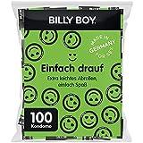 Billy Boy Einfach Drauf Kondome Pack mit Leichtes Abrollen und Komfortable Passform | Transparent | 100er Pack