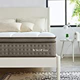 <span class='highlight'>Inofia</span> Handcrafted 4FT6 Double Mattress/L&Y Cloud Memory Foam Mattress with Pocket Sprung/Pressure Relieving/Ultra Quiet/OEKO-TEX Certified/Bed-in-a-Box/ 12 Inch Height