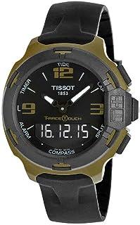 TISSOT watch T-Race TOUCH Aluminium (tea race touch aluminum) T0814209705706 Men