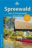 Kanu Kompakt Spreewald mit topografischen Wasserwanderkarten 1:25.000 - Michael Hennemann