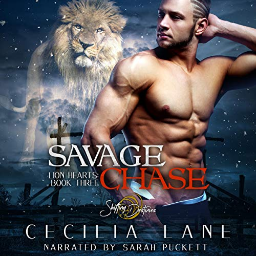 Savage Chase  By  cover art