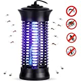 Feizhibo Mosquito Repellent Lamp, UV Mosquito Killer Lamp, Electric Mosquito Killer Insect Killer Flies Insect Trap Zapper for Home and Garden