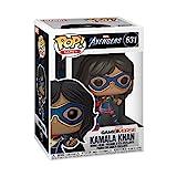 Funko - Pop! Marvel: Avengers Game - Kamala Khan Figurina, Stark Tech Suit, Multicolor (47760)...