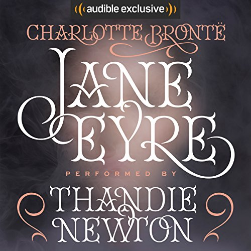 Jane Eyre audiobook cover art